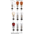 Narva Globes Tail Light/Indicator 12V 21W Amber 2 Pack 47383BL Sparesbox - Image 11