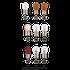 Narva Globes Tail Light/Indicator 12V 21W Amber 2 Pack 47384BL Sparesbox - Image 11